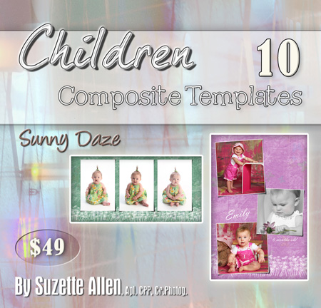Children Templates 10 Sunny Daze